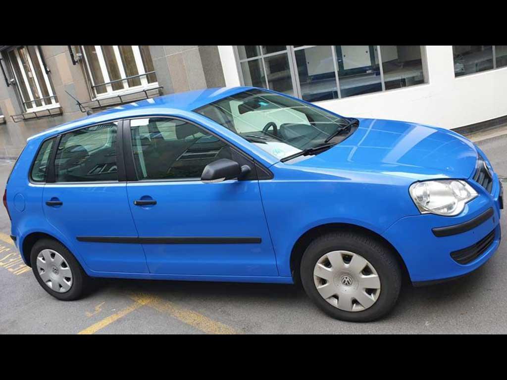 VW Polo 1,4 TDI Blue Motion Kleinwagen Diesel 2008 manuell 191000km 80PS 1422ccm 3zylinder 1242kg 4,8Lq