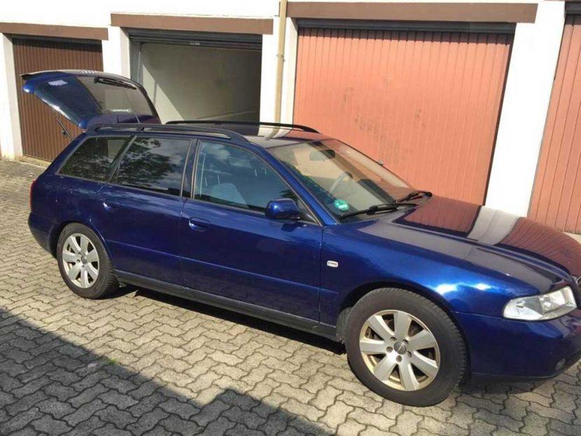 AUDI A4 Avant 3,0 V6 quattro Kombi 2002 Benziner Automat 220PS 2976ccm 1824kg 11,2L