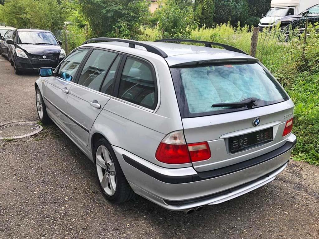 BMW 330i Touring Kombi 2003 Benziner Automat 231PS 2979ccm 6Zylinder 1610kg 125000kg 9.4L