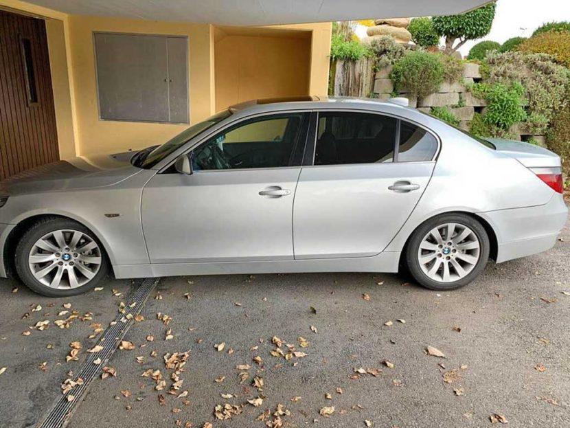 BMW 530d Steptronic Limousine Diesel Automat 2007 165000km 235PS 2993ccm 6Zylinder 1676kg 6,8L