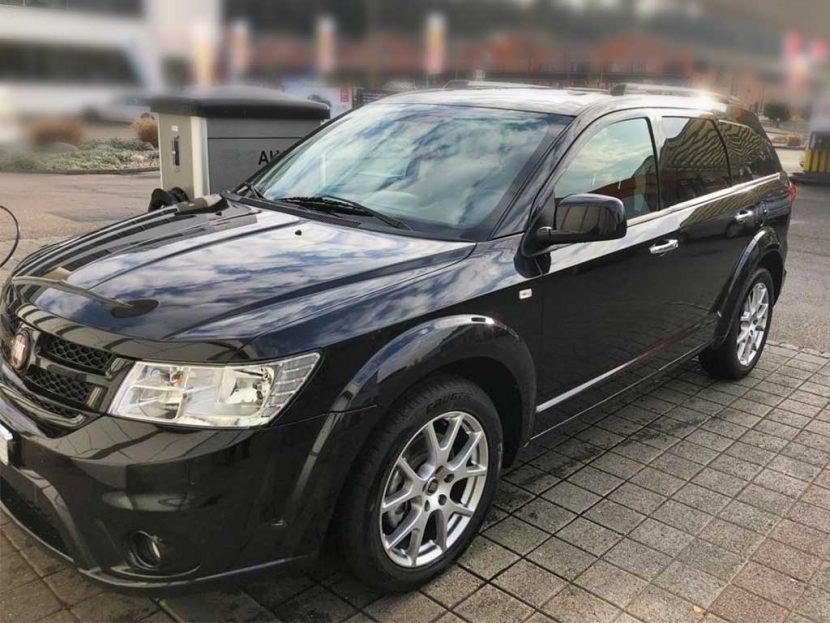 FIAT Freemont 2,0 MJ Lounge 2011 Benziner Automat 141000km 170PS 1956ccm 1FB677 7Sitze 1960kg 7,3L