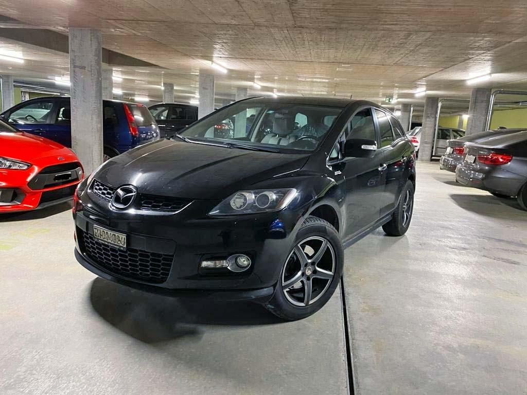 MAZDA CX-7 2,3T Sport SUV 2011 Benziner Automat 139000km 260PS 2261ccm Allrad 1850kg 10,2L