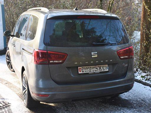 SEAT Alhambra 1.4 TSI Style ITECH Eco DSG Minivan 89000km 150PS Automat Benziner 1390ccm 1792kg 7,6L
