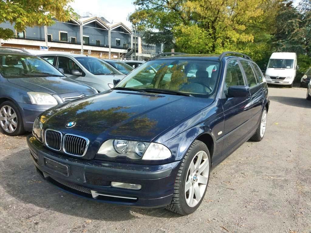 BMW 320i Touring Kombi 2001 Benziner Automat 2171ccm 170PS 167000km 6Zylinder Hinterradantrieb 1540kg