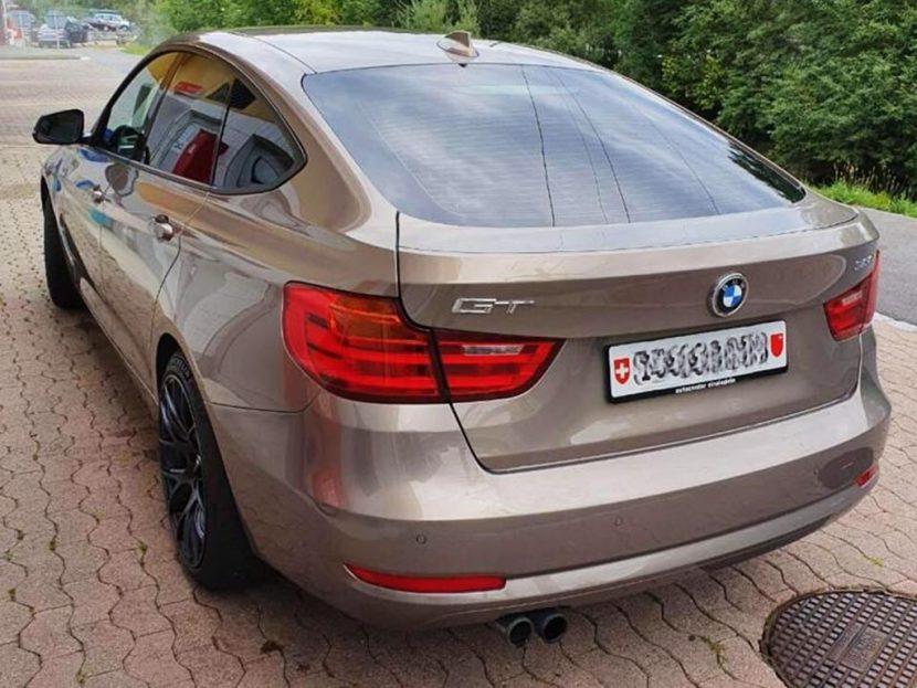 BMW 330d GT xDrive Steptronic Automat 2014 Diesel 1804kg 2993ccm 258PS 6Zylinder 6,2L