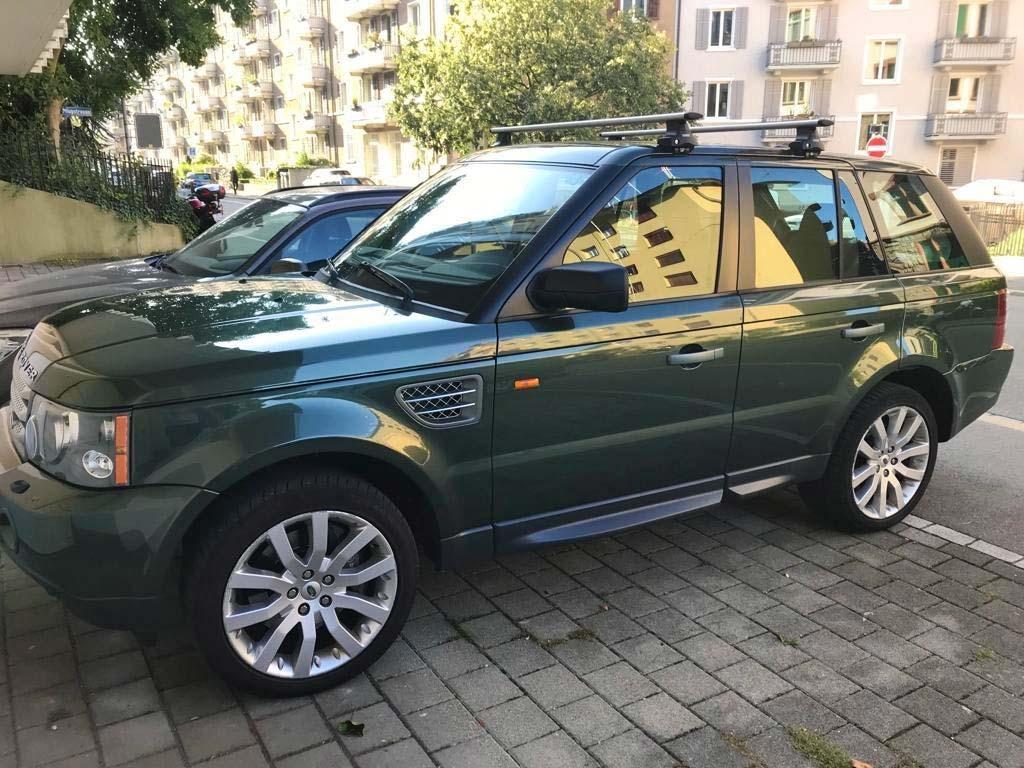 LAND ROVER Range Rover 4,4 V8 Vogue Automatic Gelaendewagen 2003 Benziner Automat 286PS 4398ccm 8Zylinder Allrad