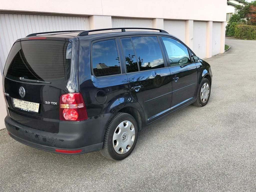 VW CrossTouran 2.0 TDI DSG Kompaktvan Minivan Diesel 2007 Automat 1998ccm 140PS 1714kg 6,8L 234000km