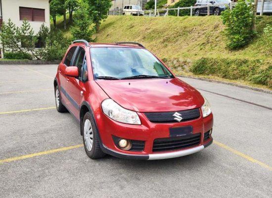 SUZUKI SX4 1,6 16V GL Top 4WD SUV Benziner 2009 manuell 164000km Allrad 107PS 1586ccm 1260kg
