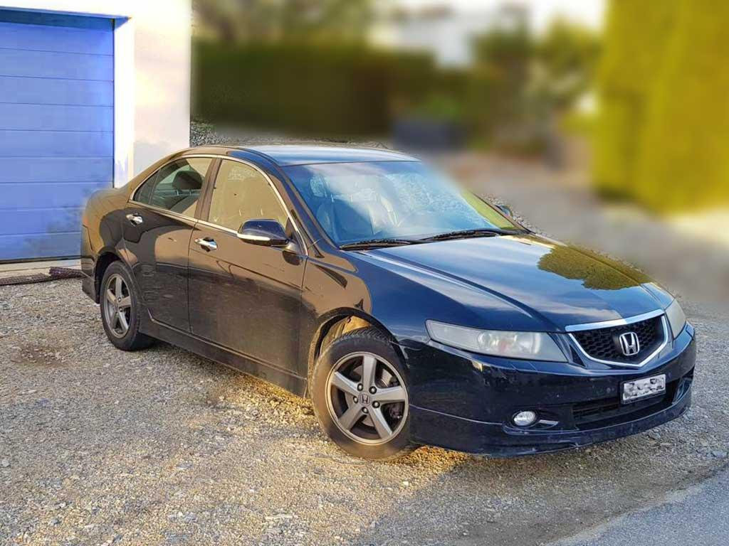 Honda Accord 2,0i 2005 Benziner Automat 189000km 155PS 1998ccm 1500kg 8L