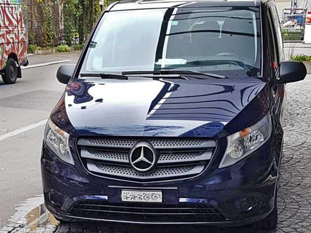 MERCEDES-BENZ Vito 113 CDI Blue Efficiency A Kastenwagen 2014 Diesel Automat 216000km 136PS 2143ccm 476cm 187,5cm 1940kg 2Sitze EuroNorm5
