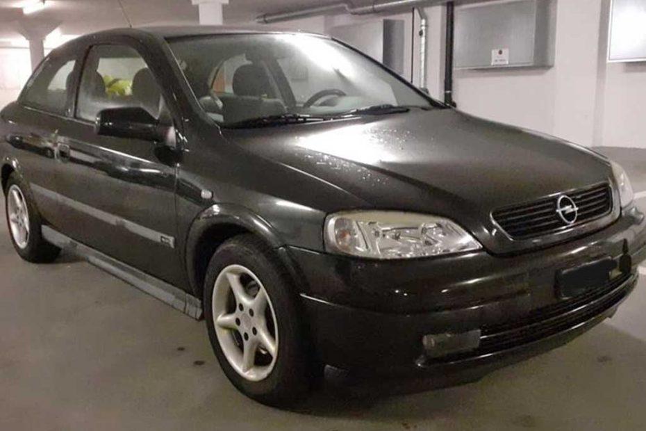 OPEL Astra Cabriolet 1,8i 16V Perfection Cabriolet 1998 Benziner manuell 136000km 115PS 1799ccm 1340kg