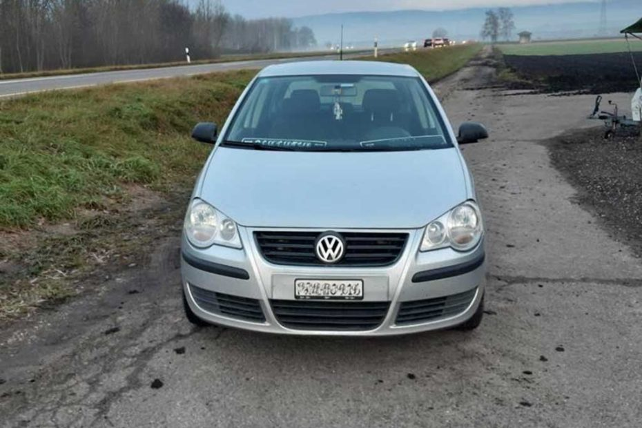 VW Polo 1,4 16V Comfortline Kleinwagen 2006 Benziner manuell 188000km 1390ccm 75PS 1313kg 1VD250 6,6L