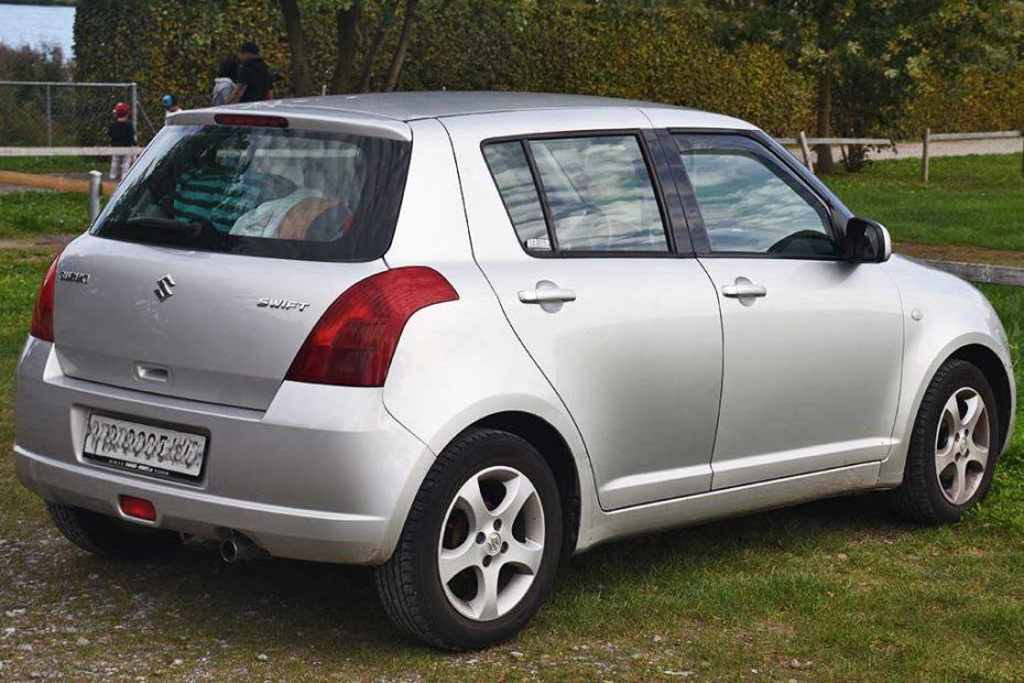 SUZUKI Swift 1,6i 16V Sport Kleinwagen 2012 136PS 1586ccm Benziner manuell 96000km 1SD699 1110kg