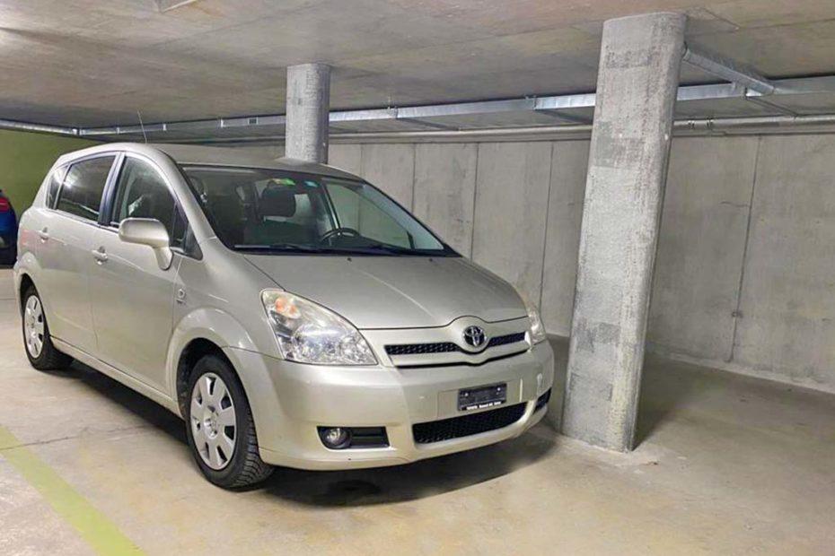 TOYOTA Corolla Verso 1,8 Linea Sol Dynamic Kompaktvan 2006 Benziner Automat 192000km 1794ccm 129PS 1520kg