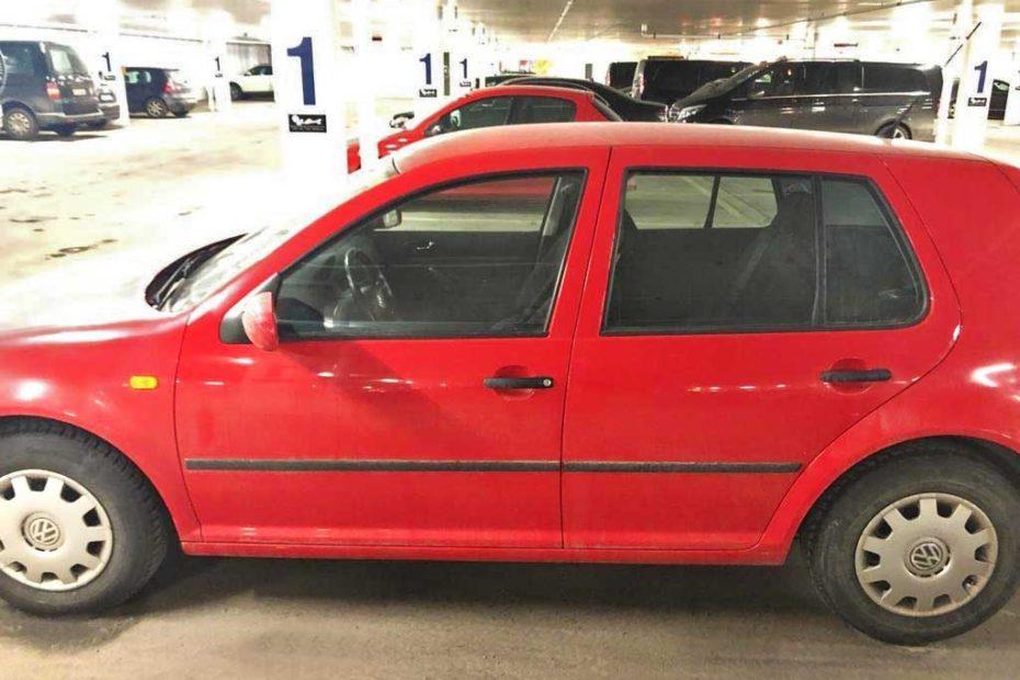 VW Golf 1.9 TDI PD Pacific KompaktLimousine Diesel Manuell 192000km 130PS 1896ccm 1530kg 1VC952 5,5L