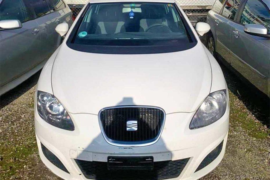 SEAT Leon 2,0 TDI FR KompaktLimousine 2012 Diesel manuell 1968ccm 1500kg 134000km 5,2L 170PS