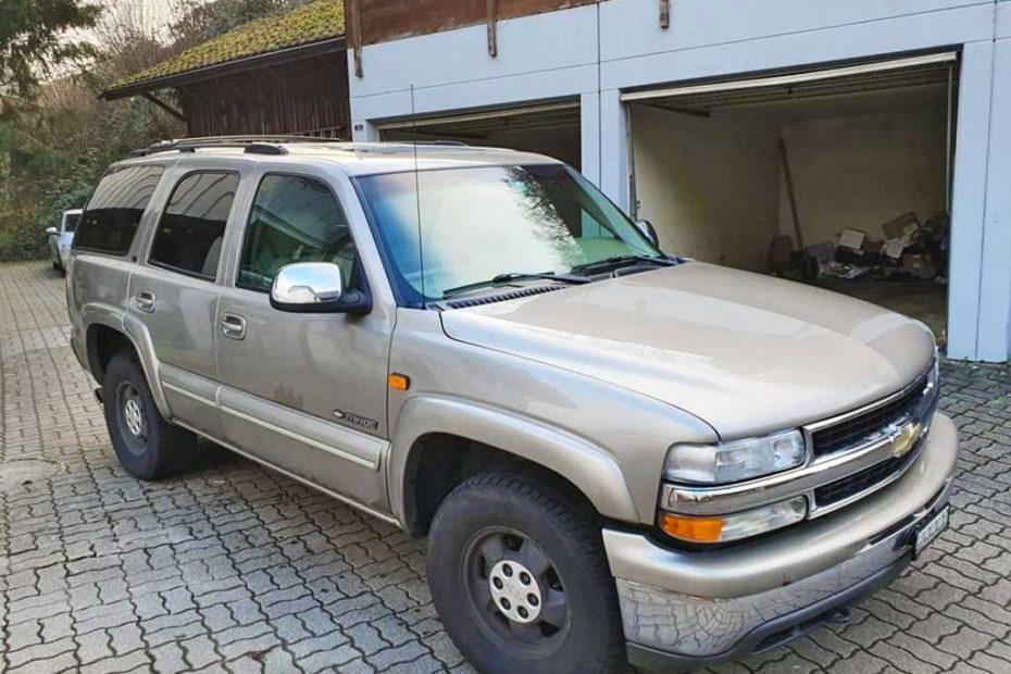 CHEVROLET Blazer 4.3 Tahoe 2001 Benziner Automat Allrad 6Zylinder 4300ccm 193PS 162000km