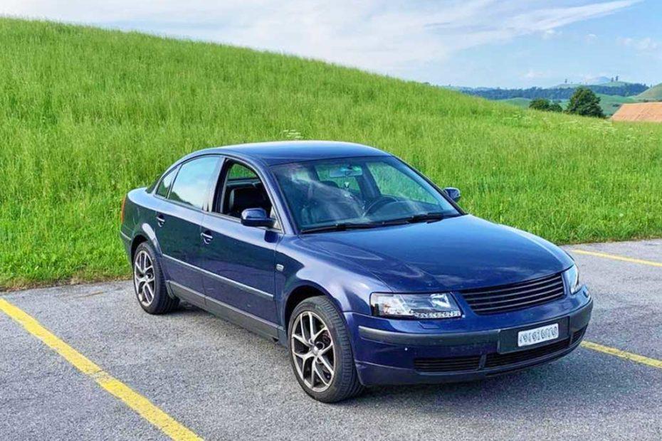 VW Passat Limousine stufenheck 2001 Benziner Automat 153000km 120PS 1984ccm 1600kg