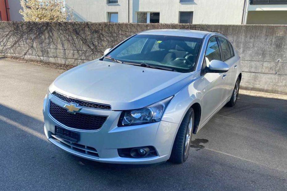 CHEVROLET Cruze 1.6 LT Limousine 2013 Diesel Automat 193000km 124PS 1598ccm 1480kg