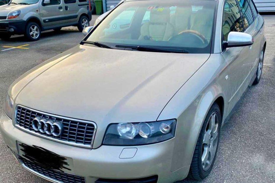 AUDI S4 Avant 4.2 V8 quattro Kombi 2004 Benziner Automat 254000km 8Zylinder 344PS 4163ccm 1925kg 1AC172 Allrad