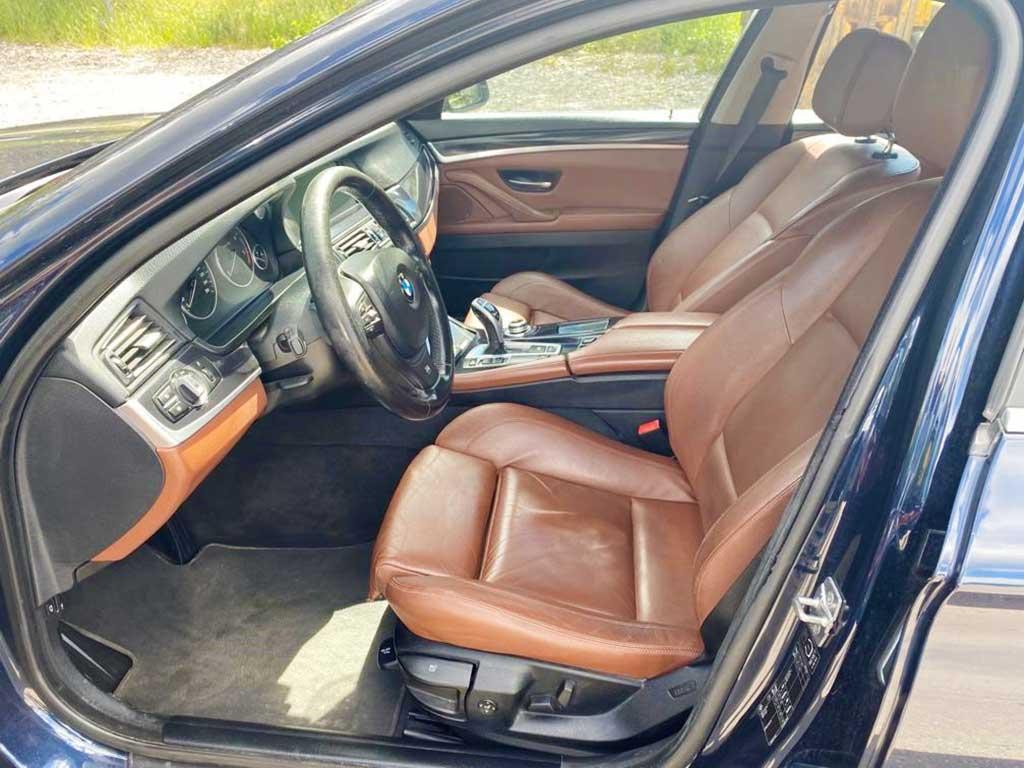 BMW 530d Touring Steptronic 2011 Diesel Automat Kombi 192000km 258PS 2993ccm 1895kg innen