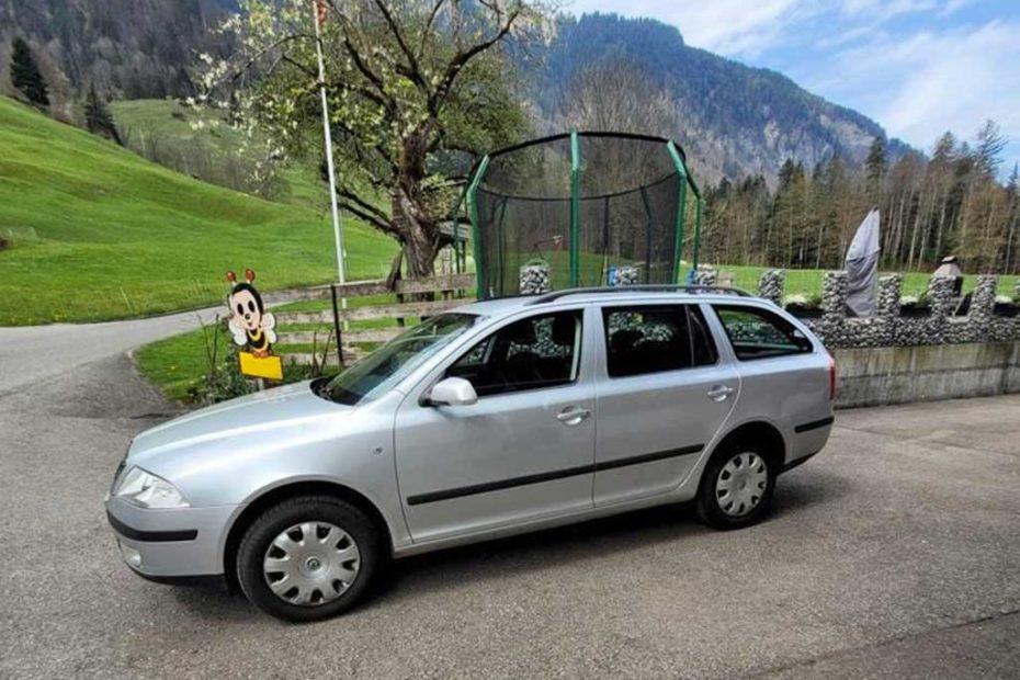 SKODA Octavia 1.9 TDI Swiss Adventure 4x4 Kombi 105PS 1896ccm 1690kg