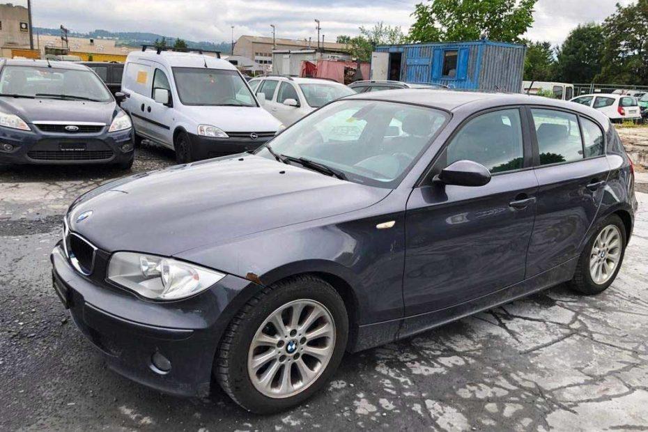 BMW 118d Access Limousine Diesel manuell 1995ccm 2007 143PS 1420kg 144000km