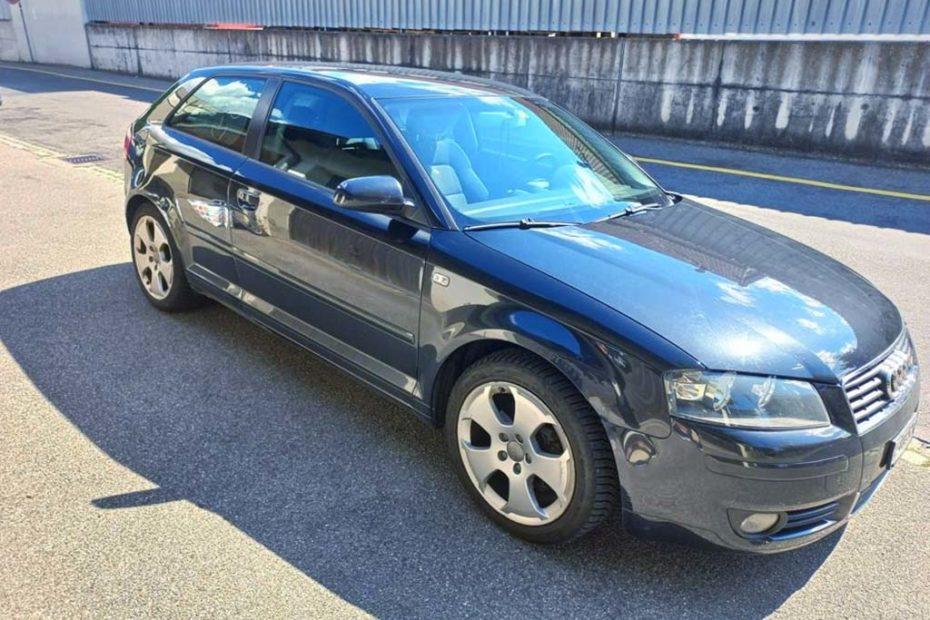 AUDI A3 2.0 FSI Ambition Limousine 2003 Benziner Automat 150PS 1984ccm 1600kg 162000km