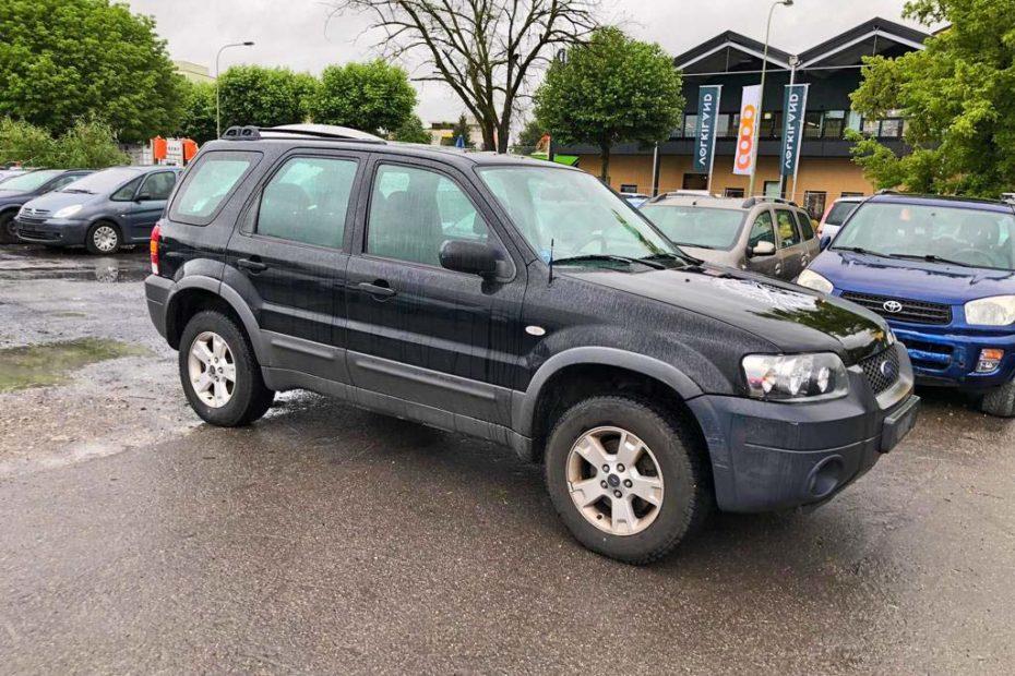 FORD Maverick 3.0 24V Executive SUV 2005 Benziner 203PS 2967ccm 173000km 6Zylinder 1690kg
