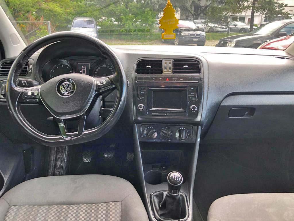 VW Polo 1.4 TSI Kleinwagen 2013 Benziner 140PS 1395ccm 1220kg 129000km Cockpit
