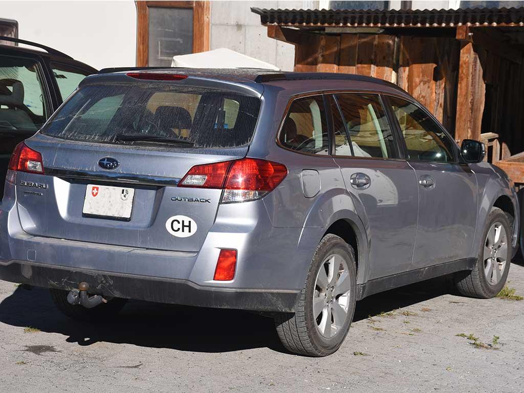 SUBARU Outback 2,0D Swiss AWD Kombi Diesel Manuell 141000km 2010 150PS 1998ccm Allrad 1680kg 6,4L
